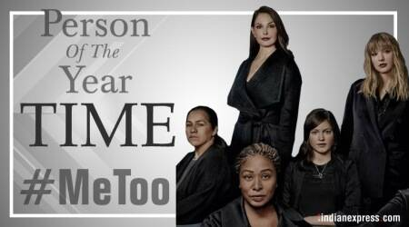 Time Person of the Year 2017 is 'The Silence Breakers', those who drove the #MeToo movement