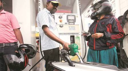 Mumbai: Office-goers feel fuel price hike heat, leave private cars behind