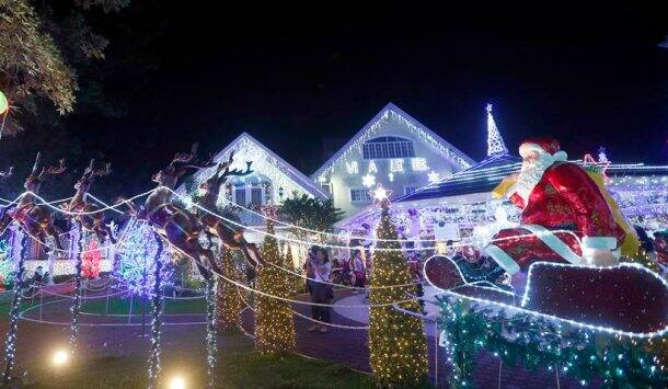 christmas, merry chirstmas, christmas 2017, christmas lights, christmas trees, christmas celebrations, christmas preparations, christmas lightings, christmas photos, christmas images, lifestyle news, winter festival, indian express