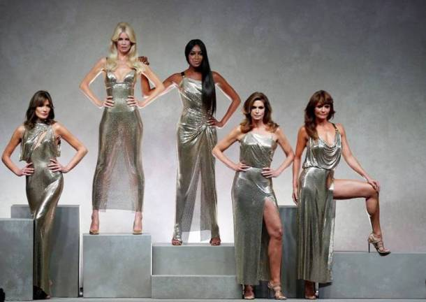 Fashion pictures of the Year, Fashion pictures of the Year 2017, pictures of the year fashion, Kendall Jenner, Bella Hadid, Cara Delvingne, Naomi Campbell, Cindy Crawford, Carla Bruni, Claudia Schiffer, Helena Christensen, Versace, Gianni Versace, Fashion Week Australia, Versace Spring/Summer 2018 show, Christian Dior's Haute Couture Spring-Summer 2017, Halima Aden, Sao Paulo Fashion Week, Marc Jacobs SS 2018, Karl Lagerfeld, Chanel, Paris Fashion Week, Michael Kors Spring/Summer 2018 collection, The Blonds Spring/Summer 2018 collection, Christian Siriano Spring/Summer 2018 collection, Paula Knorr, Emilio Pucci's Autumn/Winter 2017, Ukrainian Fashion Week , Vonn Jensen, London Fashion Week Men's 2017, Vivienne Westwood, Dolce and Gabbana Spring/Summer 2018 show, Prada, celeb fashion, indian express, indian express news