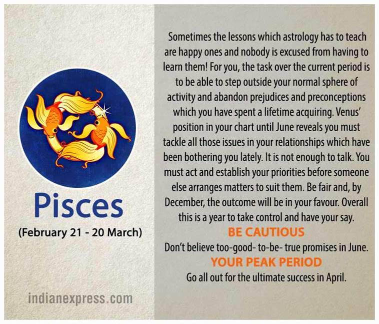 pisces career horoscope february