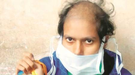 Ludhiana cancer patient, karate and taekwondo champion, blood cancer, Priyanka, Dayanand Medical College and Hospital, indian express