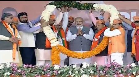 Gujarat results: Seat where Modi made 'Pakistan' hand claim remains withCongress