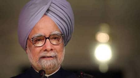 Former prime minister Manmohan Singh. (Source: AP)