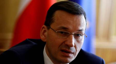 poland, world politics, Mateusz Morawiecki, EU, european union, britain, EU nations, warsaw, indian express, world news