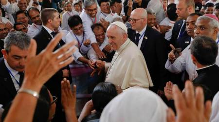 Pope Francis wraps up Asia trip after 'Rohingya' acknowledgment