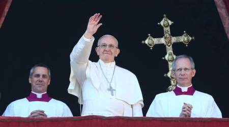 Pope Francis denounces abortion as modern-day 'white glove' eugenics