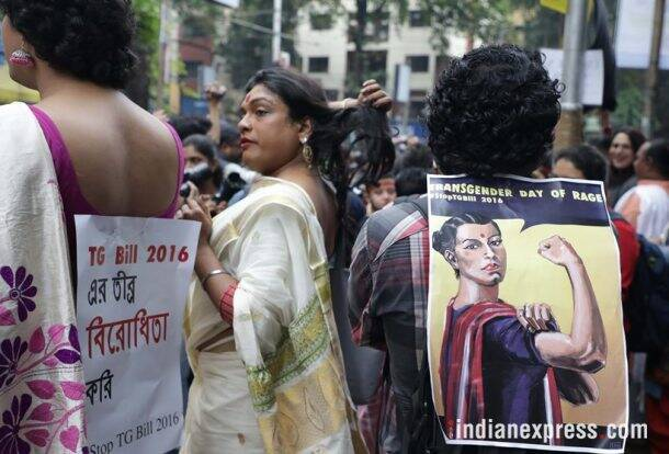 pride parade photos, Kolkata pride pics, kolkata pride walk 2017 pics, kolkata pride 2017 pictures, kolkata gay parade images, calcutta gay parade pictures, transgender bill, Transgender Day of Rage, calcutta pride walk images, kolkata rainbow walk pics, krpw2017, lgbt, indian express