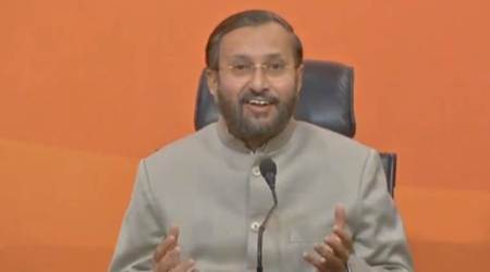 Congress, not BJP, has suffered a jolt: Javadekar responds to Rahul Gandhi