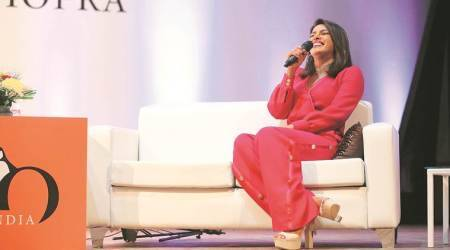 'I wanted to become the best version of me that I could be,' says Priyanka Chopra