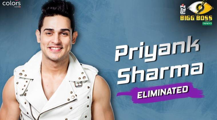 Priyank Sharma in Bigg Boss 11.