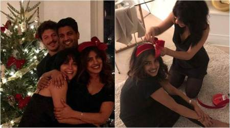 Priyanka Chopra's Christmas is already here, see photos