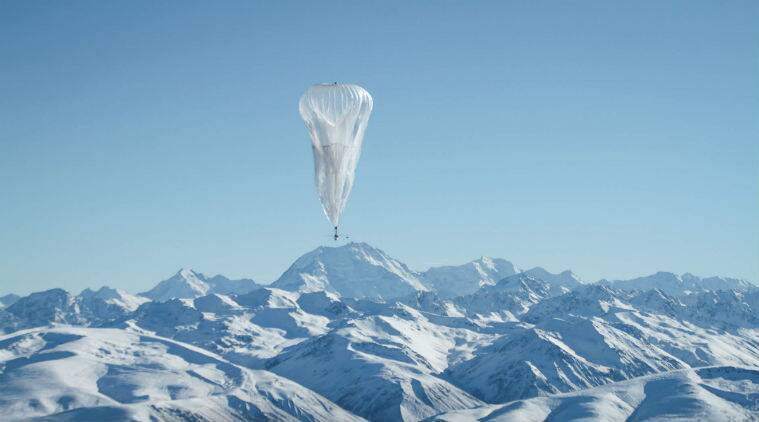 Project Loon, Project Loon internet balloon, Project Loon Kenya, internet connectivity, Project Loon internet, Project Loon balloons