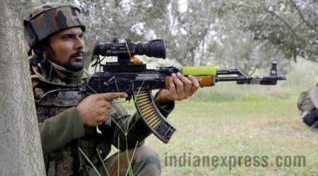 Jammu and Kashmir: Army foils infiltration bid by Pak militants along LoC