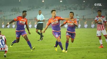 ISL 2017, Chennaiyin FC vs FC Pune City, Chennai vs Pune, Indian Super League 2017, Football news, indian Express