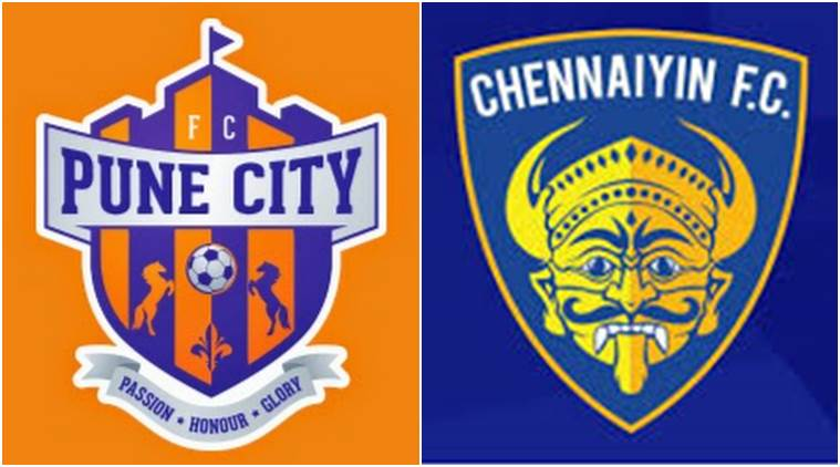 ISL 2017 Football, FC Pune City vs Chennaiyin FC: Solitary goal from Henrique Sereno seals the deal for Chennai