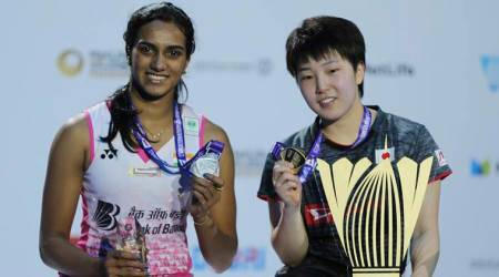 PV Sindhu finishes with silver medal after a marathon BWF Super Series Final