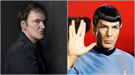 Quentin Tarantino to direct a Star Trek film?
