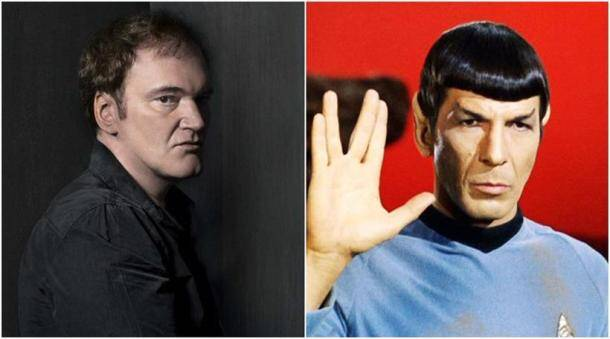 top hollywood news includes quentin tarantino making star trek film, star wars actor carrie fisher, house of cards production starting without kevins spacey and more