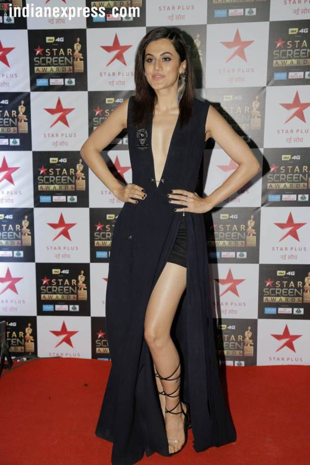 Taapsee Pannu star screen awards