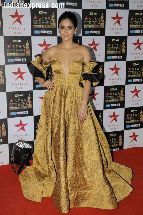Ileana D'Cruz star screen awards