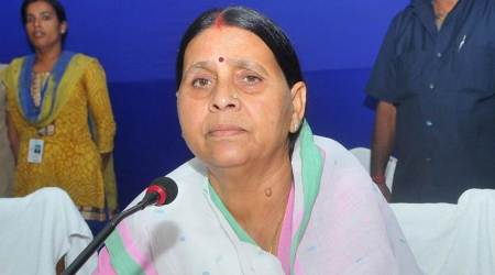 Rabri Devi grilled by ED for 6 hours in IRCTC hotel scam
