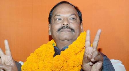 Raghubar Das, CM Das, Mahagathbandhan, Mahagathbandhan parties, Grand alliance, opposition parties alliance, parties of grand alliance, Narendra Modi, BJP, PM Modi, Modi on correuption, Modi corruption charges, Election news, Decision 2019, Lok sabha Elections 2019, Indian Express
