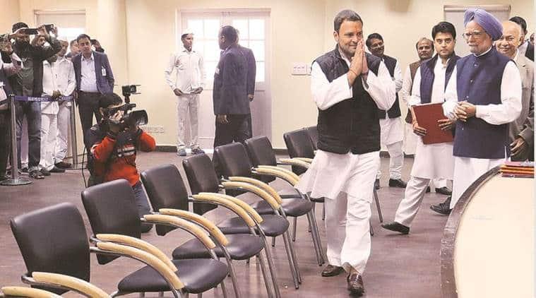 rahul gandhi, congress, gujarat election, sonia gandhi, indian express