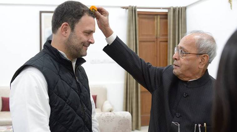 Rahul Gandhi becomes new Congress President