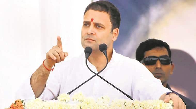 Rahul Gandhi, Gujarat Elections LIVE updates, PM Narendra Modi, Congress, Amit Shah, BJP rally, Gujarat rally, Rahul speech, indian express