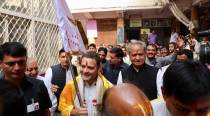 Rahul Gandhi's temple run continues in Gujarat, visits Ranchhodji Temple