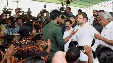 Cyclone Ockhi aftermath: Will raise issue of separate fisheries ministry in Parliament, says Rahul Gandhi