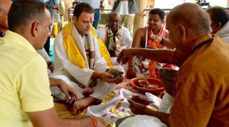 Gujarat assembly elections 2017: Rahul Gandhi's devotion to temple politics catches BJP off guard