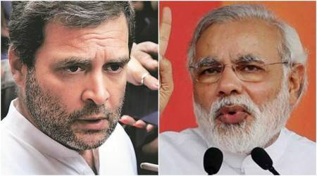 Rahul Gandhi takes a jibe at PM Modi over H1-B visa issue, says hugs not good enough for US visas