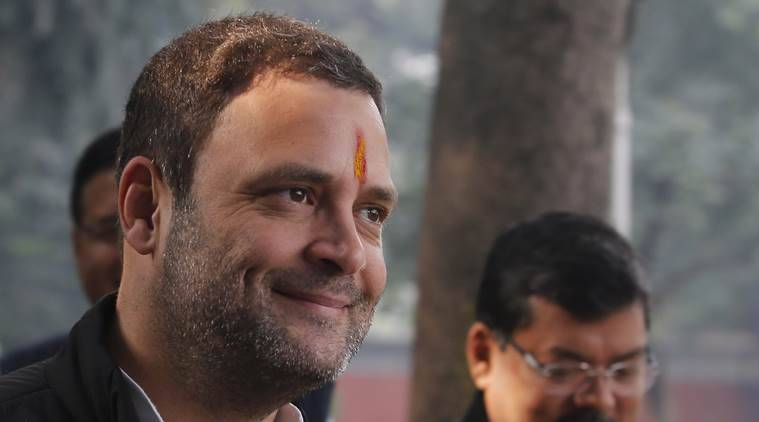 Shiv Sena says Gujarat poll has turned Rahul Gandhi into a leader