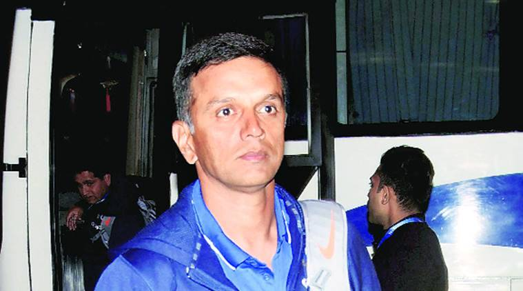 Dravid behind U-19 team's early departure to New Zealand