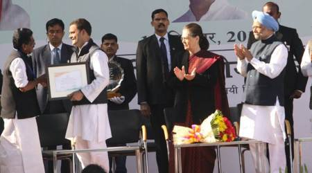 Rahul Gandhi elevation Highlights: Congress President slams Modi, says PM taking India back to medieval times