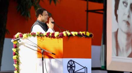 BJP has divided society, Congress party's role is to create bridge between people: Rahul Gandhi