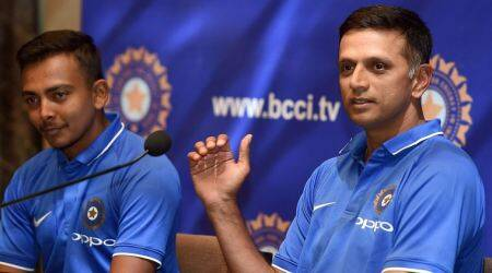 ICC U-19 World Cup: IPL auctions come every year, but World Cup will not, says Rahul Dravid