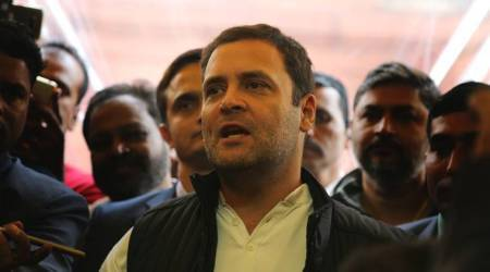 Practise at home what you preached in Davos: Congress to PM Modi