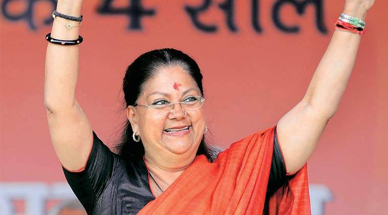 Rajasthan dress code: After criticism, CM Raje says uniforms will be made voluntary, not compulsory