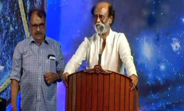rajinikanth enters politics