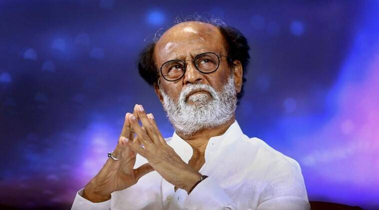 Film superstar Rajinikanth casts himself as India's saviour from corruption class=