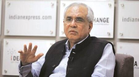 At Express Adda today: NITI Aayog chief Dr Rajiv Kumar decodes Budget and road ahead