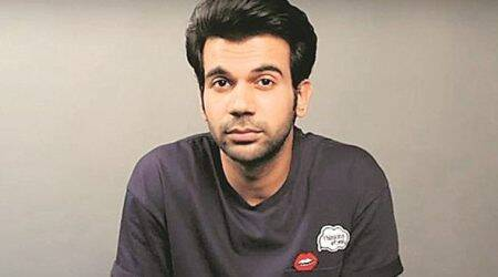 Rajkummar Rao, who straddles two worlds, is guest at Express Adda today