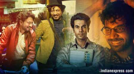 How Rajkummar Rao and Irrfan Khan proved that 2017 was about actors and not superstars
