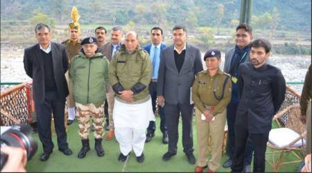 Rajnath Singh to celebrate New Year with ITBP personnel along China border