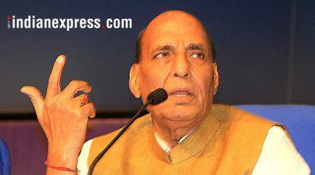Amid influx of Rohingyas, Rajnath Singh says government is committed to protecting borders