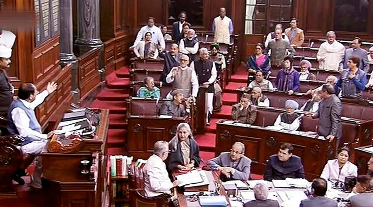 Rajya Sabha creates record, takes up all listed questions after 15 years