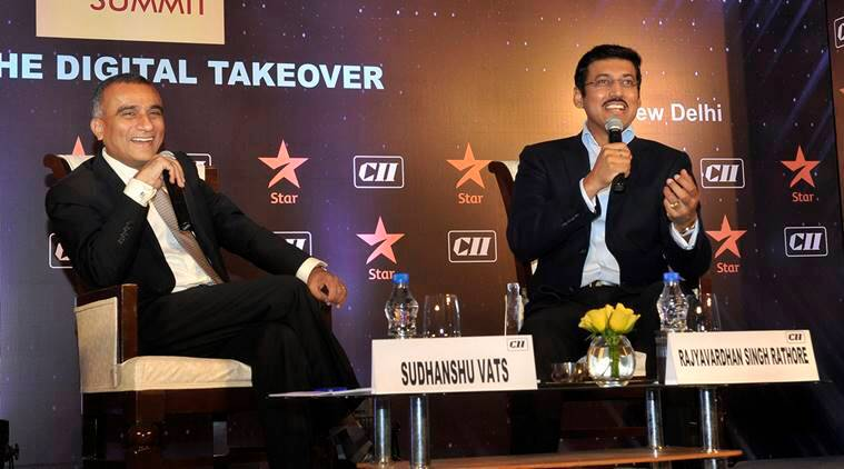 Rajyavardhan Singh Rathore, Rajyavardhan Singh Rathore sports minister, Rajyavardhan Singh Rathore India, sports news, Indian Express